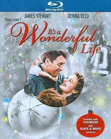 It's A Wonderful Life (Shadowbox Giftset) (Blu-ray Disc)