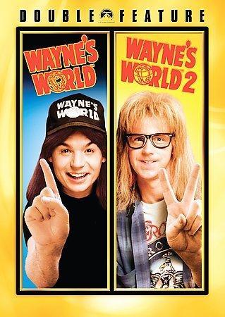 Wayne's World/Wayne's World 2 (DVD)