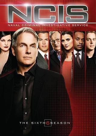 NCIS: The Sixth Season (DVD)