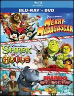 Dreamworks Holiday Classics (Blu-ray/DVD)