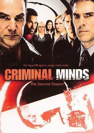 Criminal Minds: The Second Season (DVD)