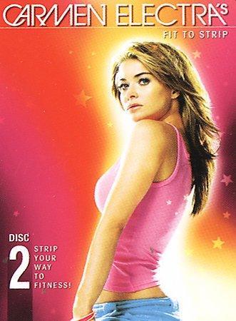 Carmen Electra's Fit To Strip (DVD)