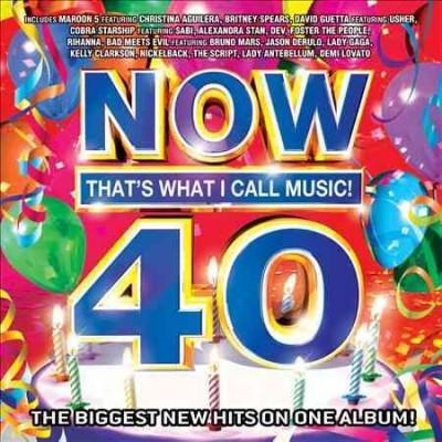 Various - Now That's What I Call Music! 40