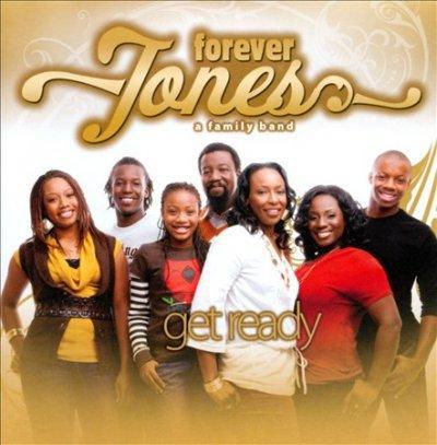 Forever Jones - Get Ready