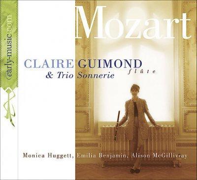 Trio Sonnerie - Mozart: Quartets for Flute, Violin, Viola and Cello