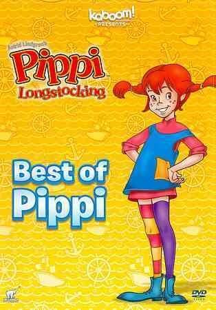 Pippi Longstocking: Best of Pippi (DVD)