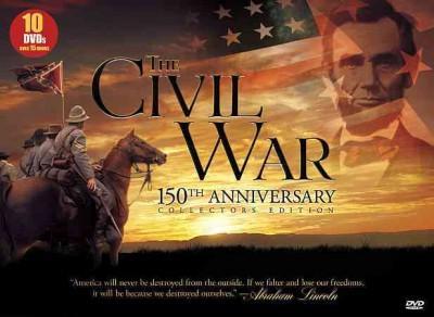 The Civil War: 150th Anniversary Collector's Edition (DVD)