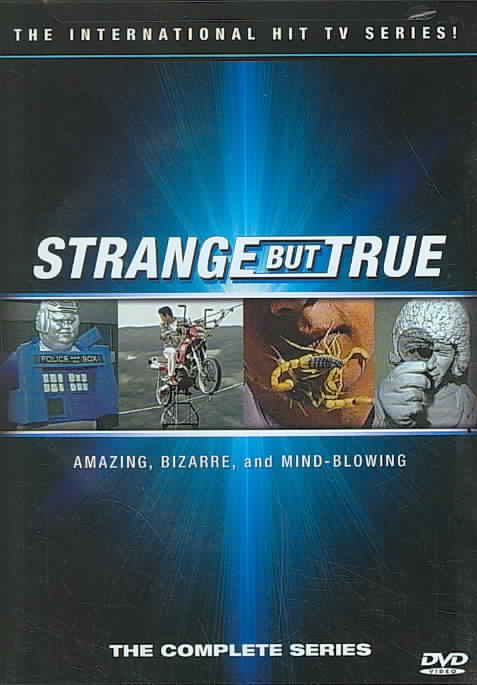 Strange But True - 13 Episodes (DVD)