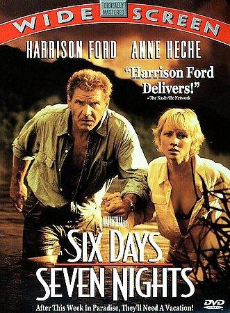 Six Days Seven Nights (DVD)