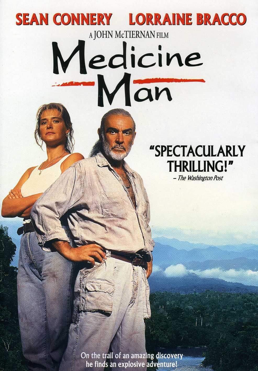 Medicine Man (DVD)