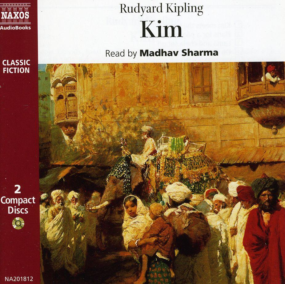Audiobook - Kipling: Kim