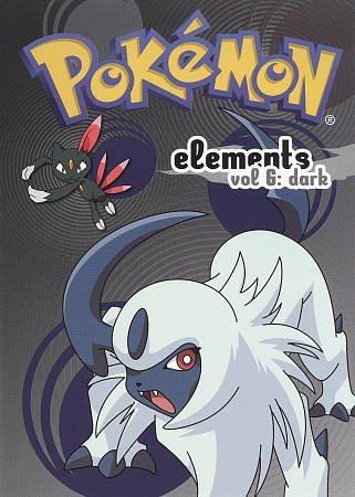 Pokemon Elements Vol 6: Dark (DVD)