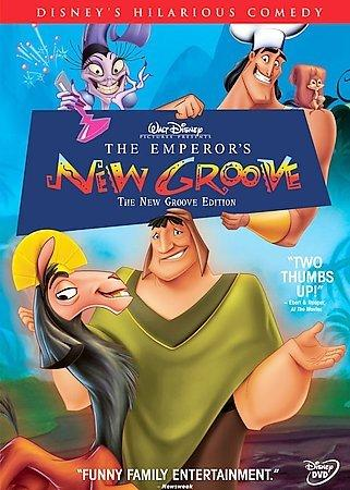 The Emperor's New Groove: The New Groove Edition (DVD)