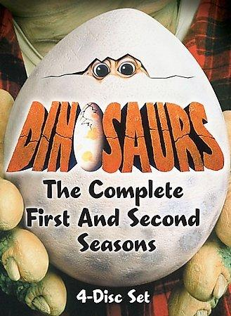Dinosaurs: The Complete First And Second Season (DVD)