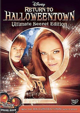 Return To Halloweentown (DVD)