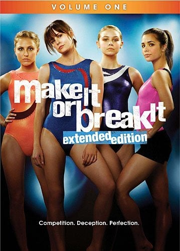 Make It Or Break It Vol. 1 (Extended Edition) (DVD)