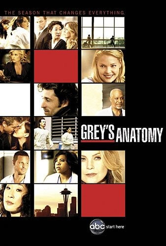 Grey's Anatomy: Season 6 (DVD)