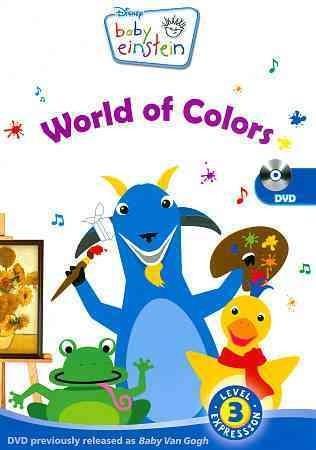 Baby Einstein: World Of Colors (DVD)