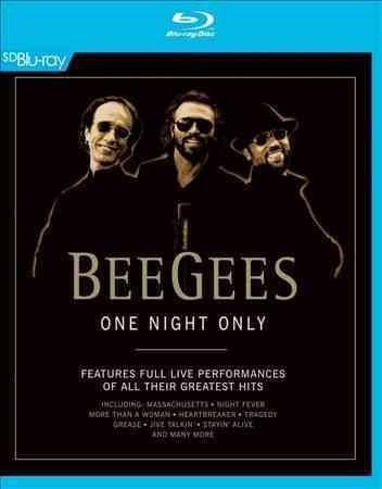 One Night Only (Blu-ray Disc)