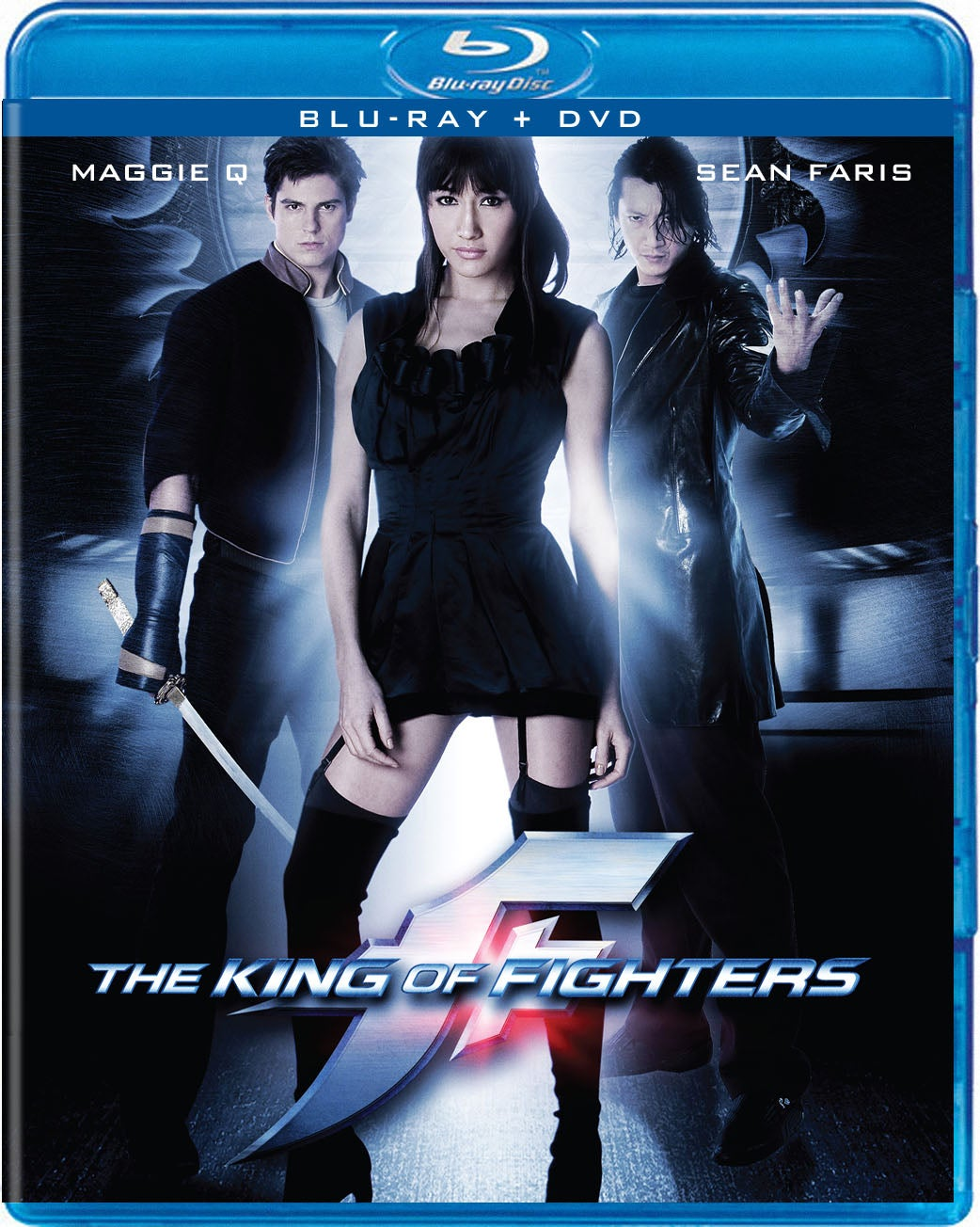 The King of Fighters (Blu-ray Disc)