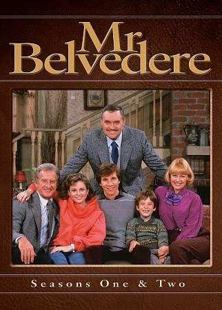 Mr. Belvedere: Season One & Two (DVD)