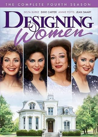 Designing Women Season 4 (DVD)