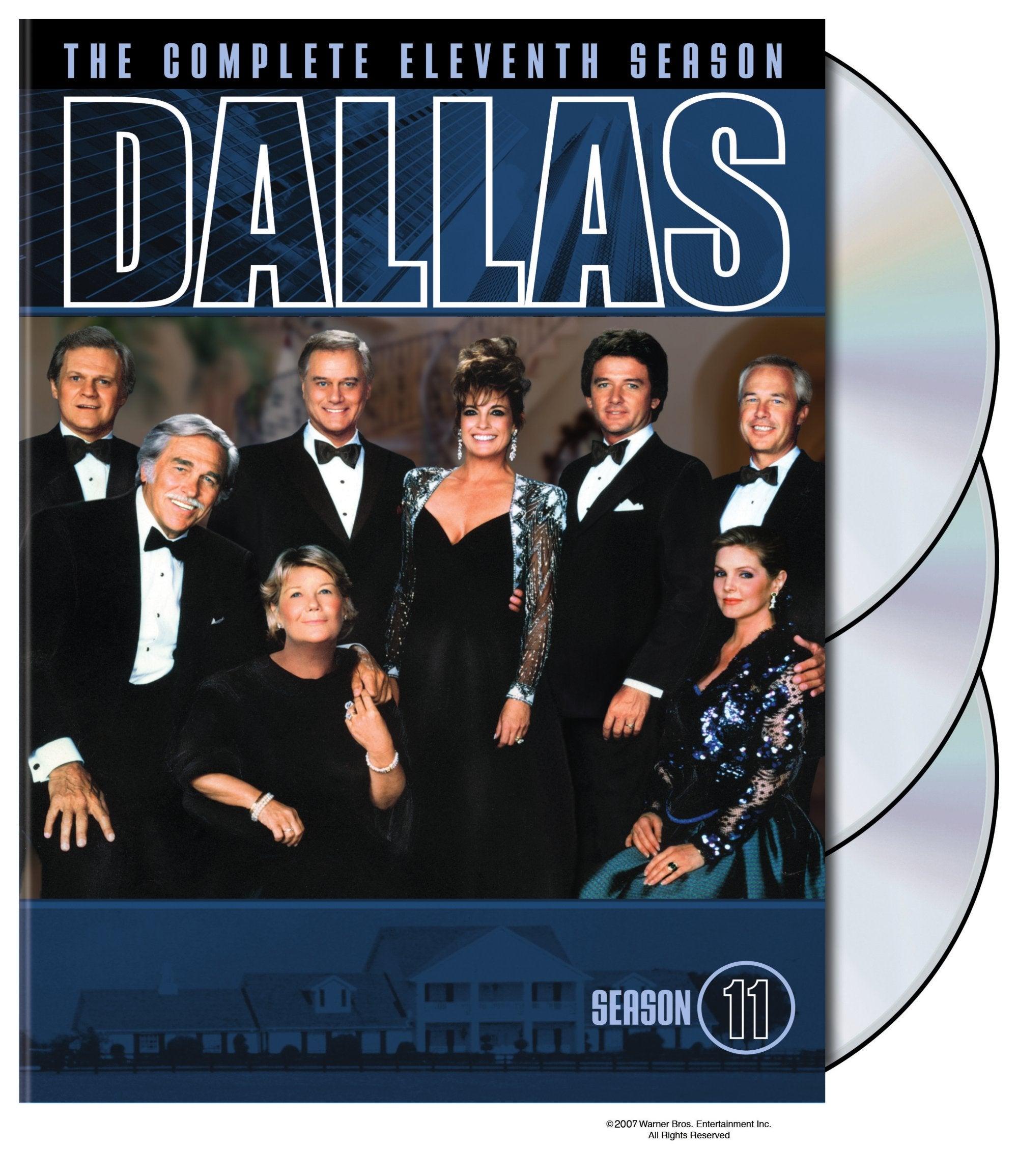 Dallas: The Complete Eleventh Season (DVD)