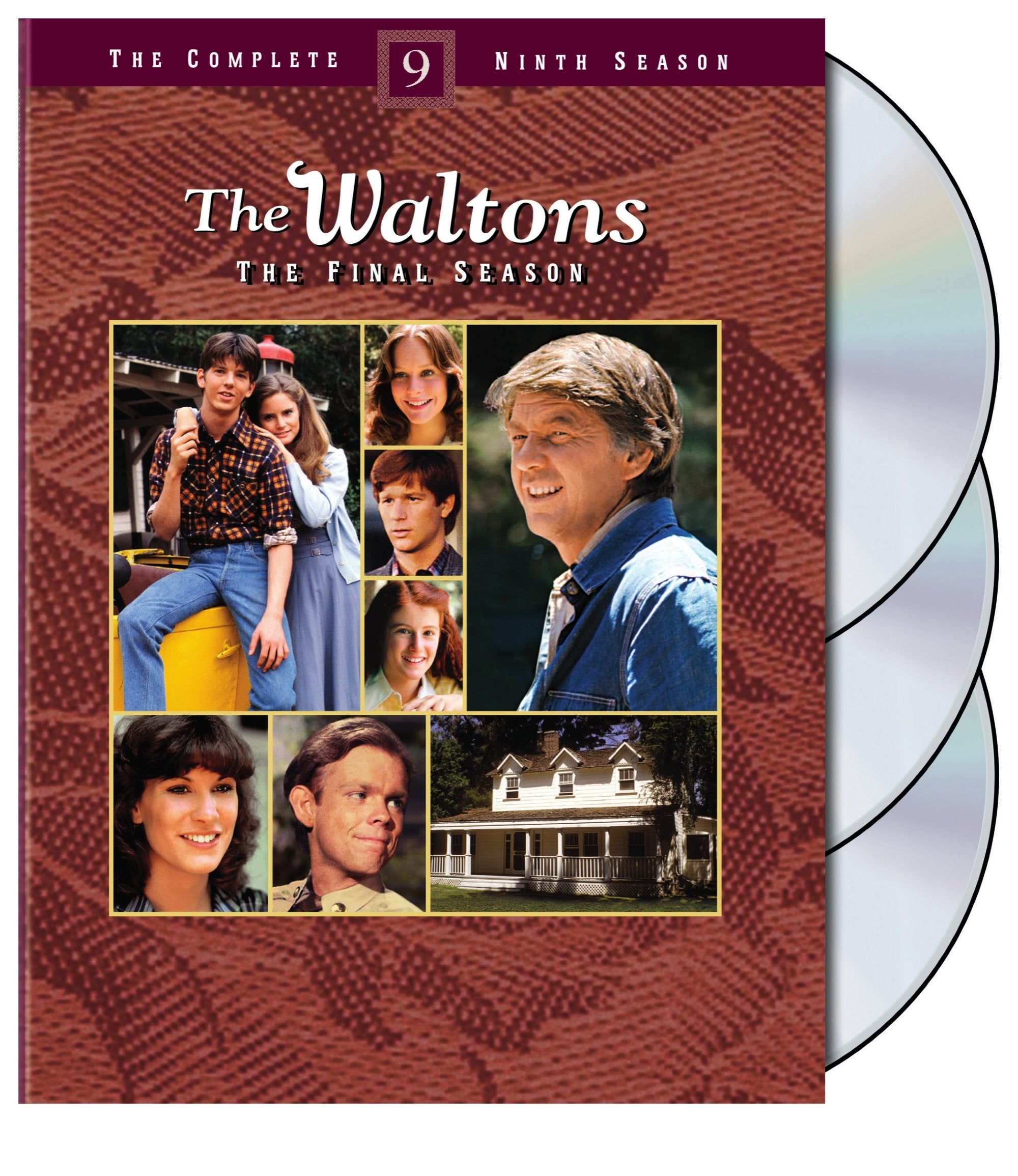 The Waltons: The Complete Ninth Season (DVD)