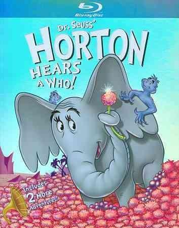 Horton Hears a Who! (Deluxe Edition) (Blu-ray Disc)