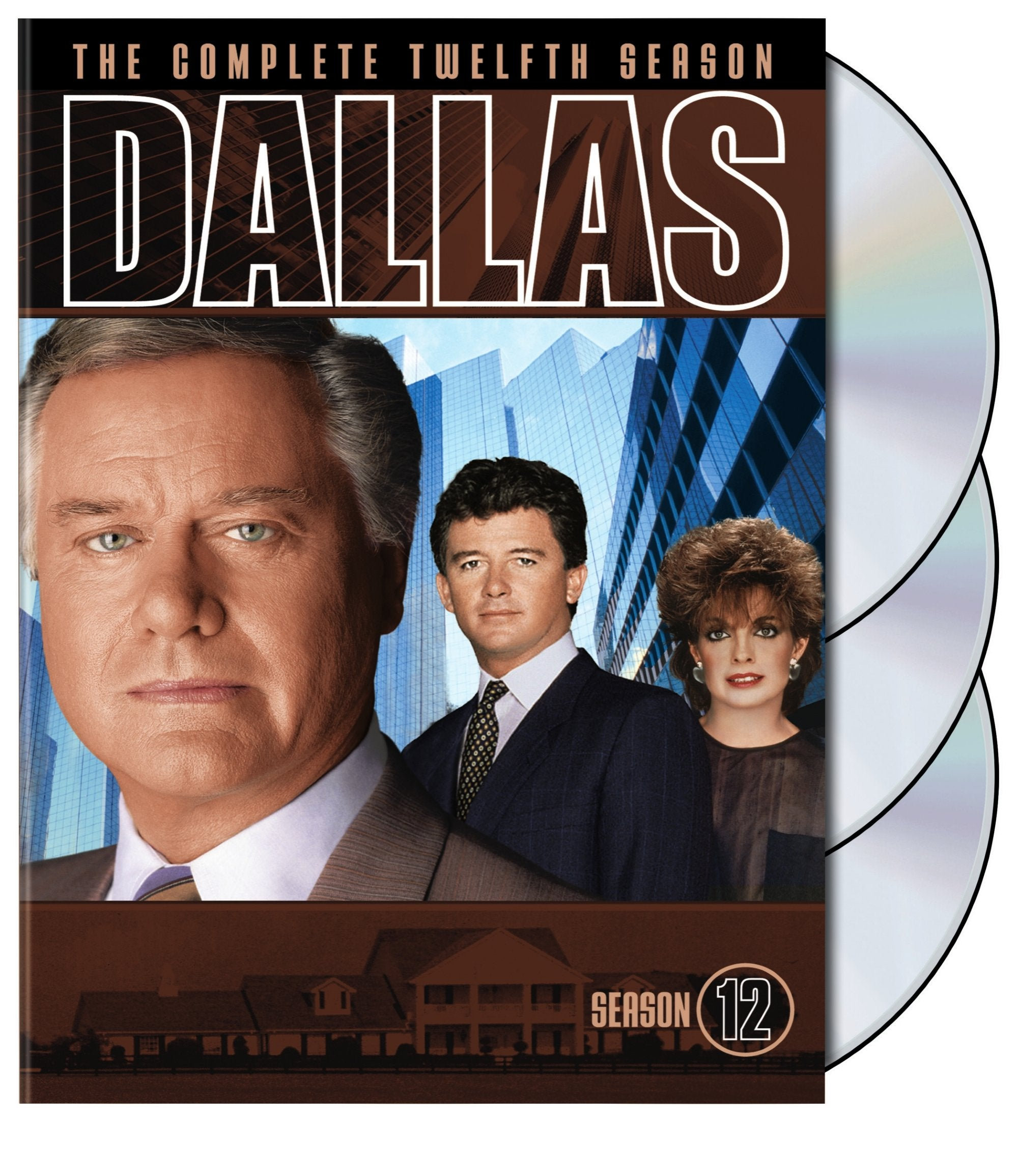 Dallas: The Complete Twelfth Season (DVD)