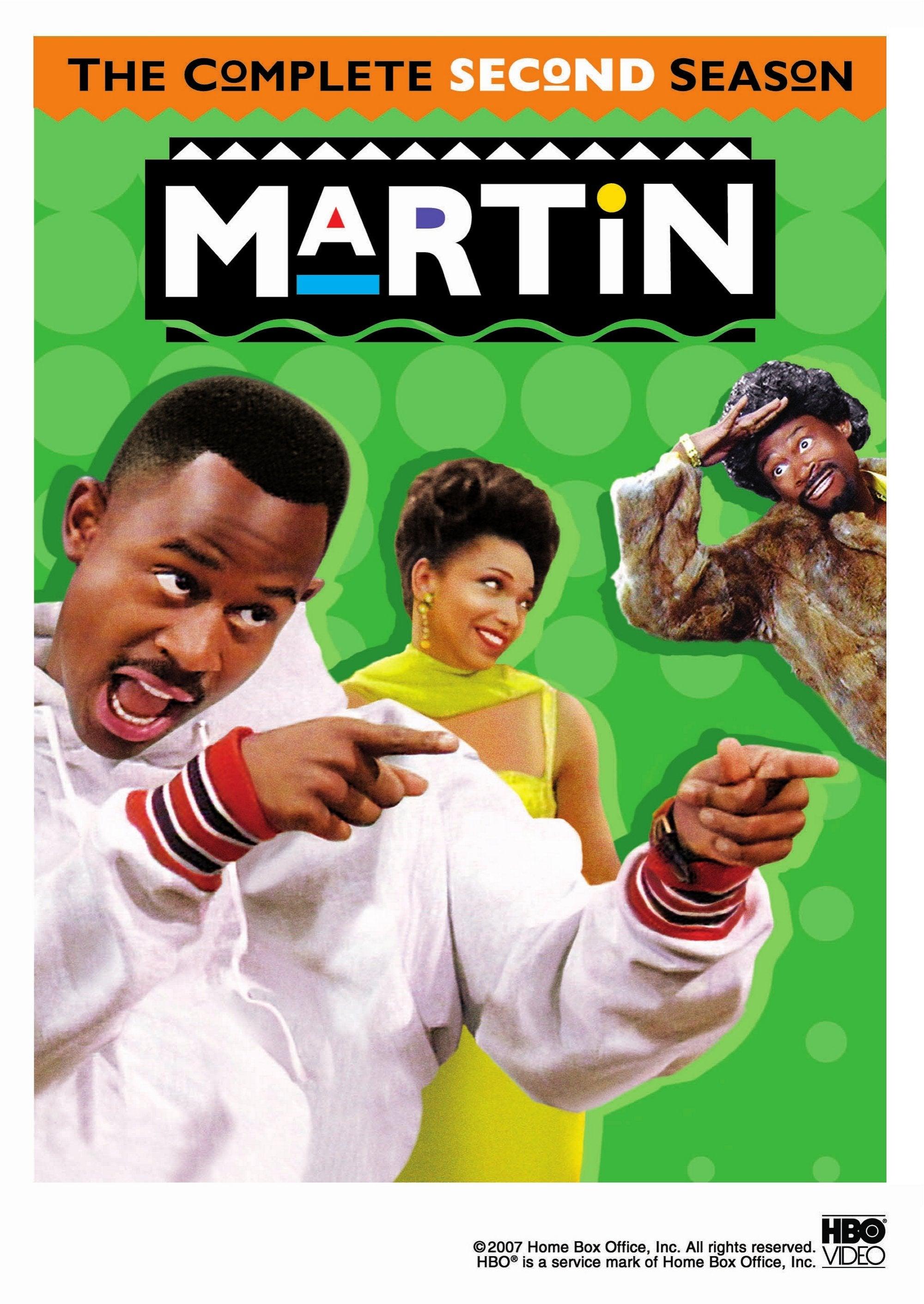 Martin: The Complete Second Season (DVD)