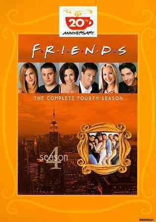 Friends: The Complete Fourth Season (Blu-ray Disc)
