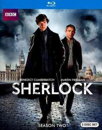 Sherlock: Season Two (Blu-ray Disc)