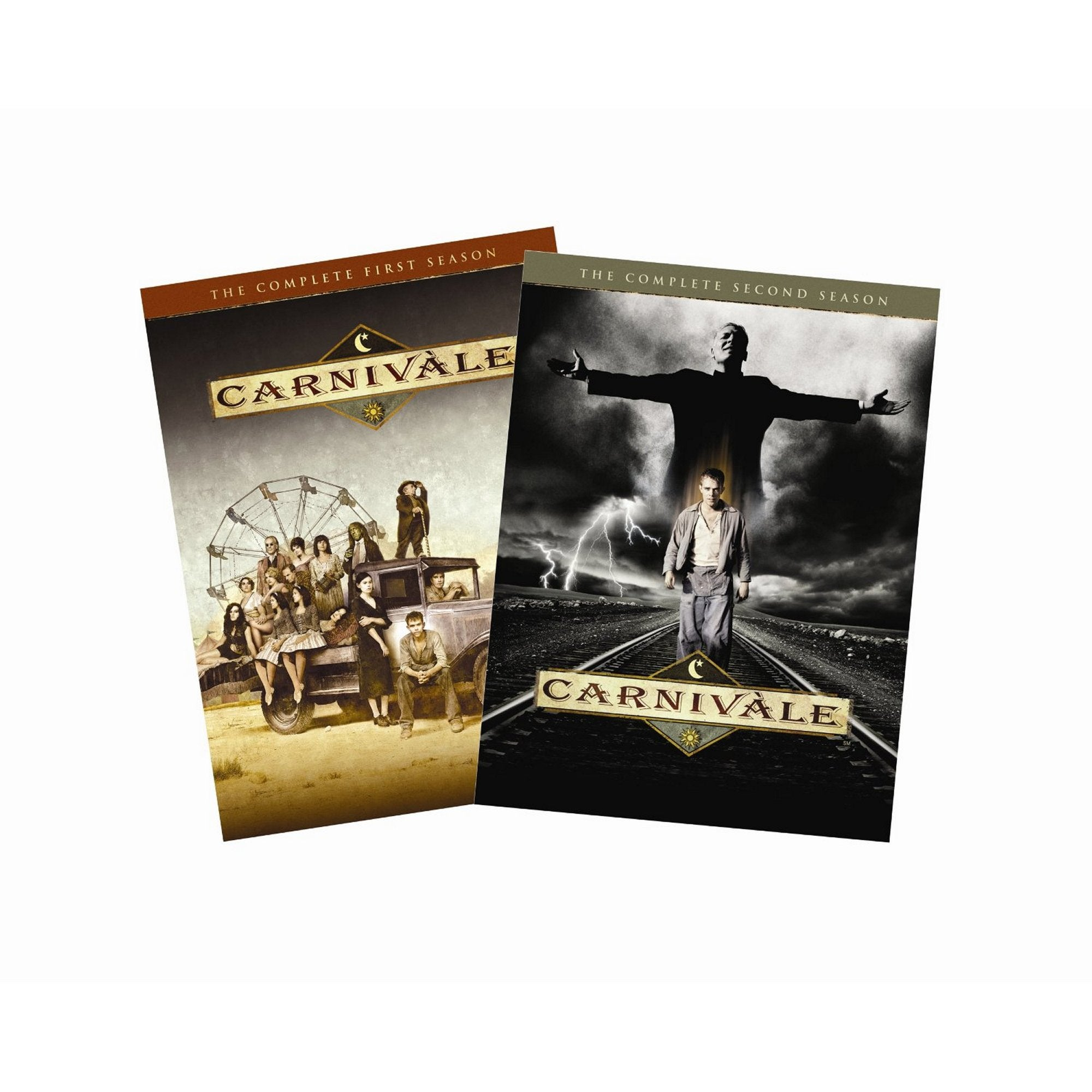 Carnivale: The Complete Seasons 1-2 (DVD)