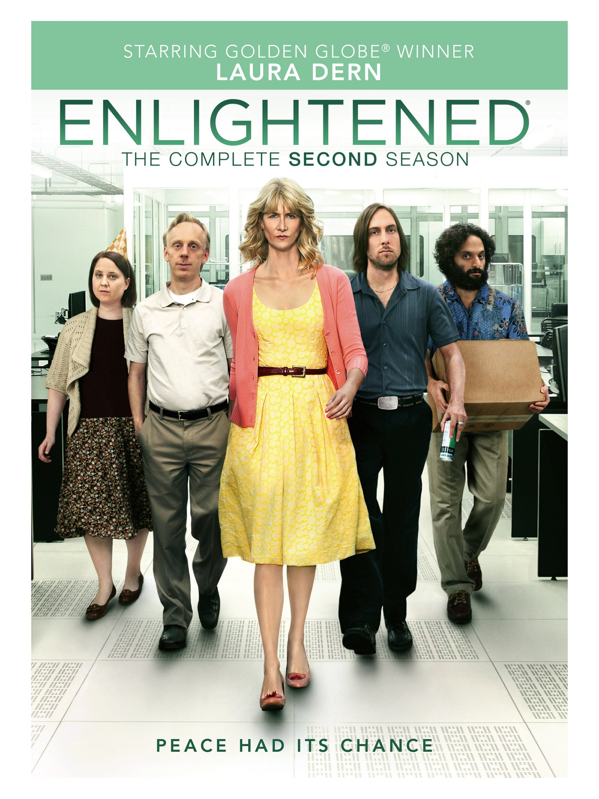 Enlightened: The Complete Second Season (DVD)