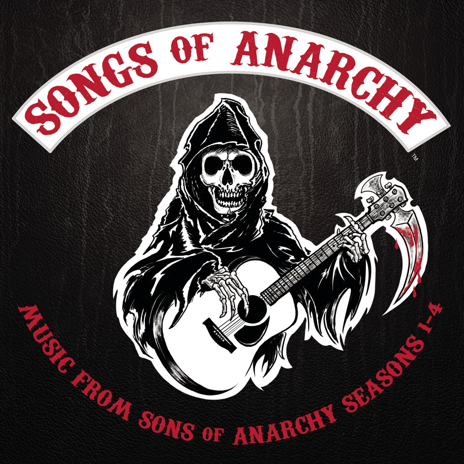 Various - Songs Of Anarchy: Music From Sons Of Anarchy Seasons 1-4
