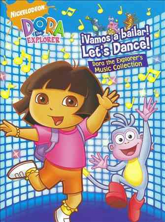 Artist Not Provided - !Vamos a Bailar! Let's Dance! The Dora the Explorer Music Collection
