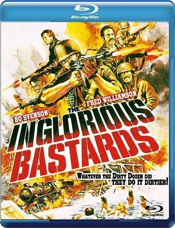 Inglorious Bastards (Blu-ray Disc)