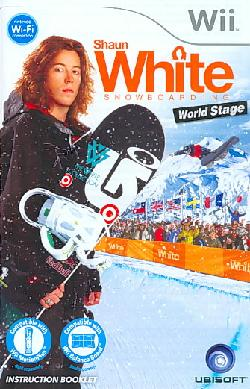 Wii - Shaun White Snowboarding: World Stage