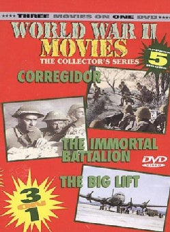 WWII Movies - Collector's Series (DVD)