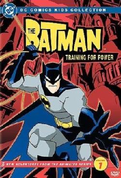 The Batman: Training for Power Season 1 Vol 1 (DVD)