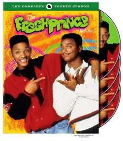 The Fresh Prince of Bel-Air: The Complete Fourth Season (DVD)