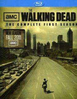 The Walking Dead Season 1 (Blu-ray Disc)