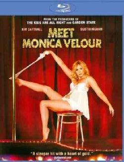 Meet Monica Velour (Blu-ray Disc)