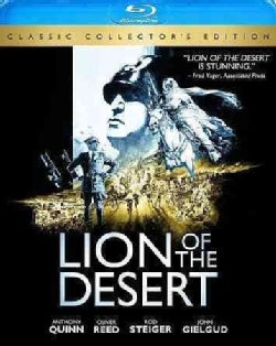Lion Of The Desert (Blu-ray Disc)
