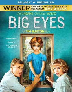 Big Eyes (Blu-ray Disc)