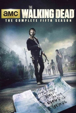 The Walking Dead: Season 5 (DVD)