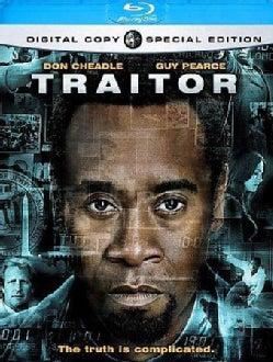 Traitor (Blu-ray Disc)