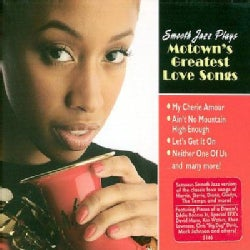 Various - Smooth Jazz Plays Motown's Greatest Love Songs
