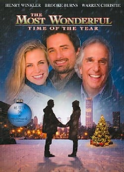 The Most Wonderful Time Of The Year (DVD)